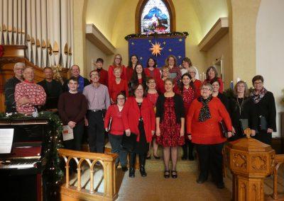 Salem Adult Choir 2018 Cantata